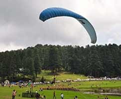 Travel Package Khajjiar