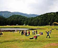 Package Tour To Khajjiar