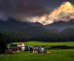 Khajjiar Honeymoon Trip