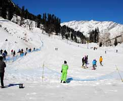 Khajjiar Package Tour