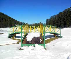 Travel To Khajjiar