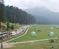 Khajjiar Package